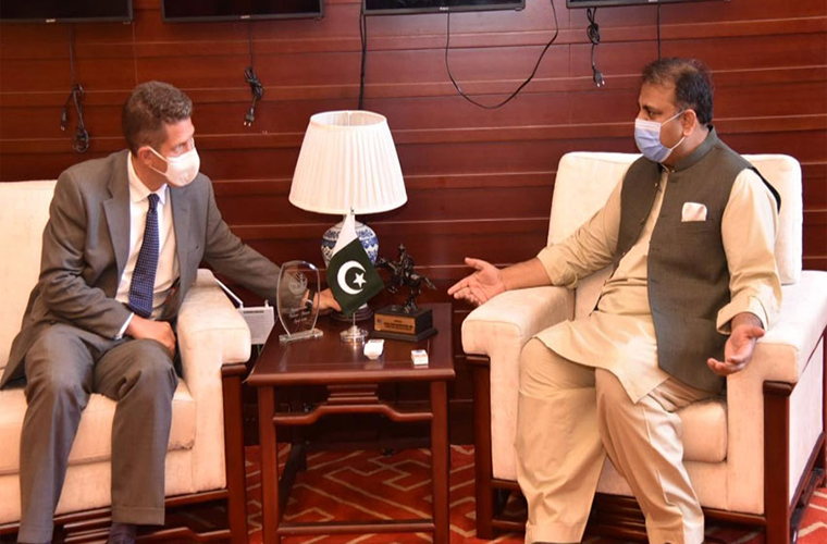 Minister calls for promoting cultural linkages between Pakistan and the UK