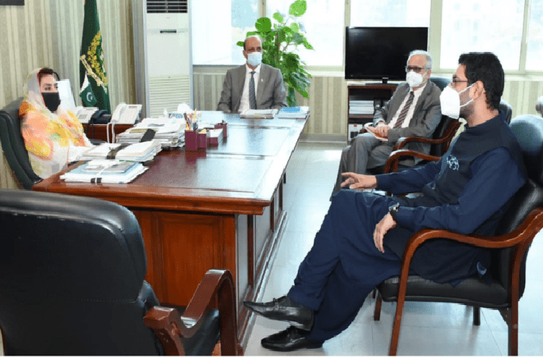 FIFA normalization committee member calls on Minister