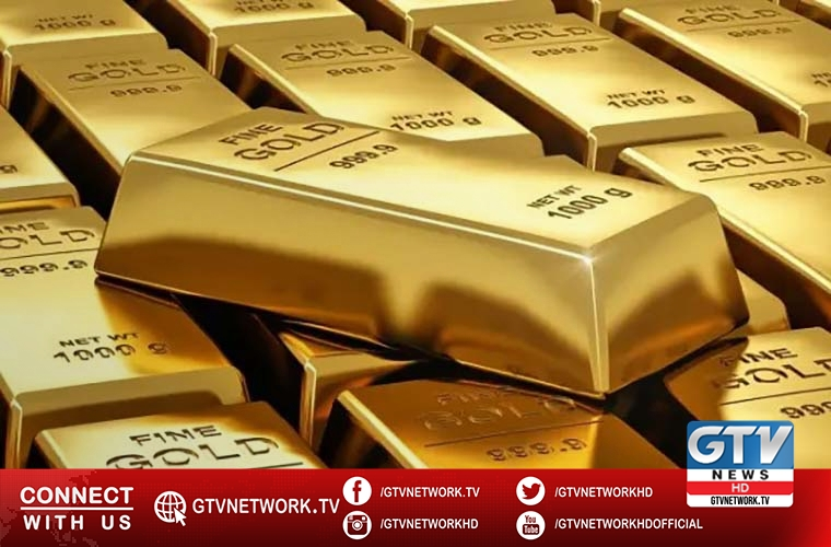 Gold prices increase by Rs1500 to Rs106000 per tola