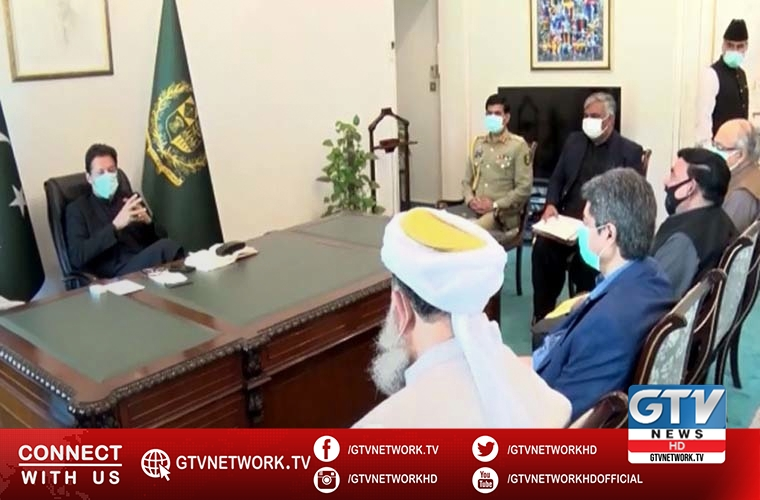 Prime Minister reviews law and order situation in the country