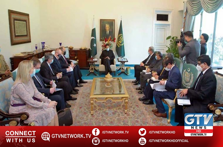 PM for concluding legal process for Pakistan Stream Gas Pipeline Project