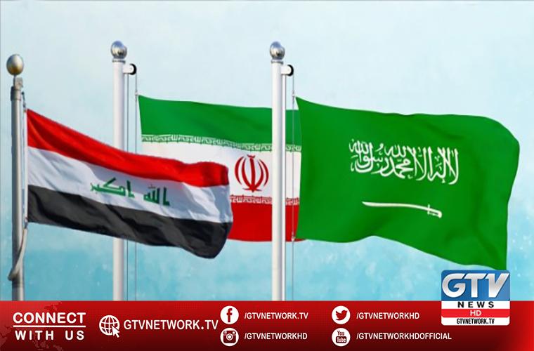 Senior Saudi and Iranian officials hold direct talks