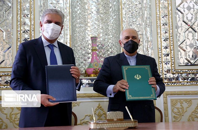 Foreign Minister of Pakistan thanks Iran support against Islamophobia