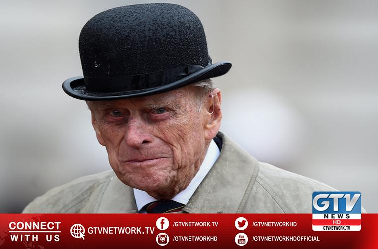 Prince Philip of United Kingdom dies