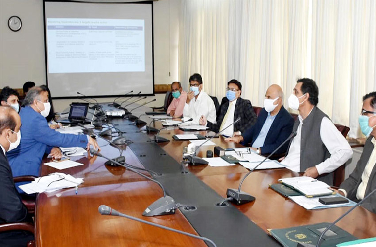 Performance review of ministries and divisions initiated
