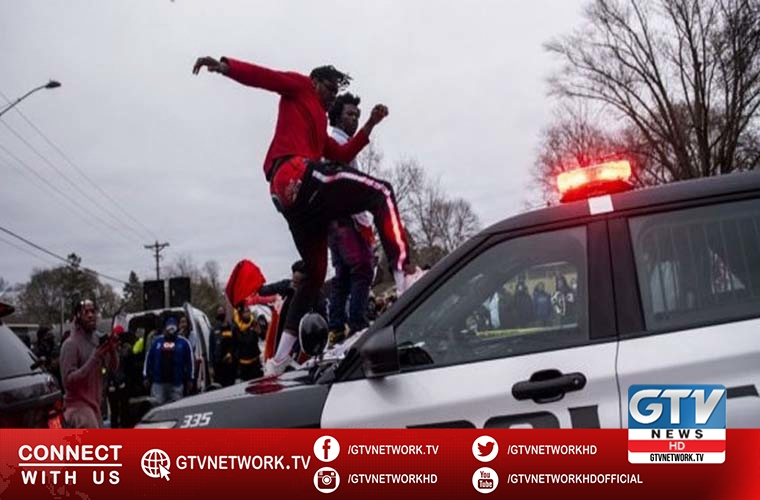 Police kills a young black man that sparks off protests across US