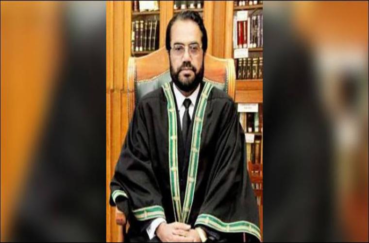 Justice M Noor Meskanzai appointed Chief Justice