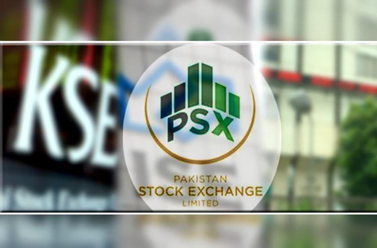 Pakistan Stock Exchange loses 186 points