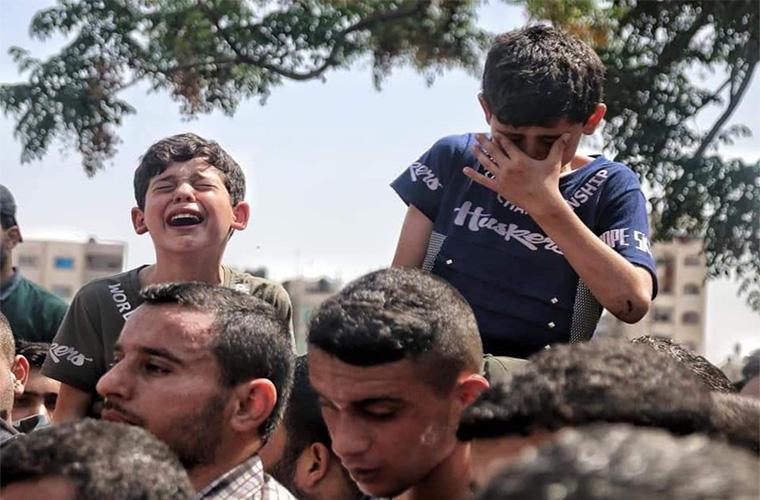Pakistan condemns Israeli bombardment on unarmed Palestinians