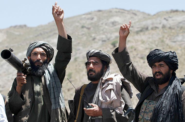 Afghan Taliban launches huge offensive after deadline for US pullout