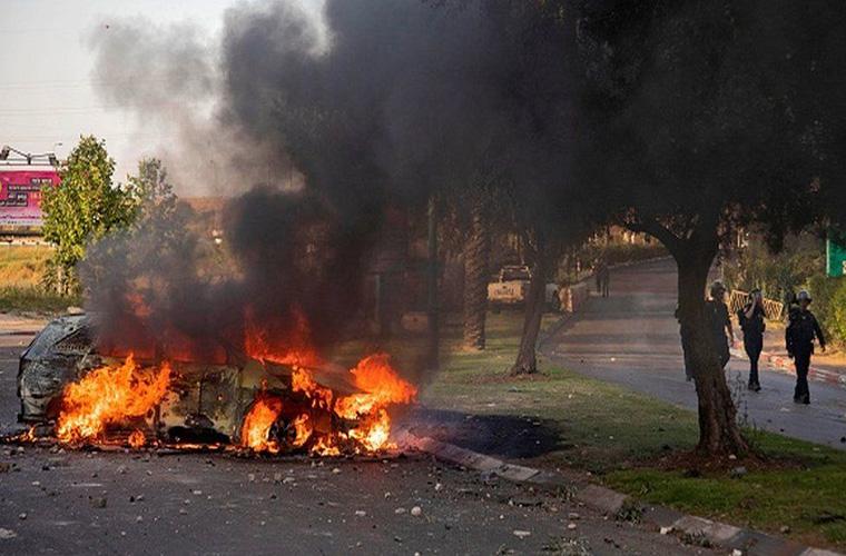 Israel intensify troops deployment after Palestinian Arabs retaliate attacks