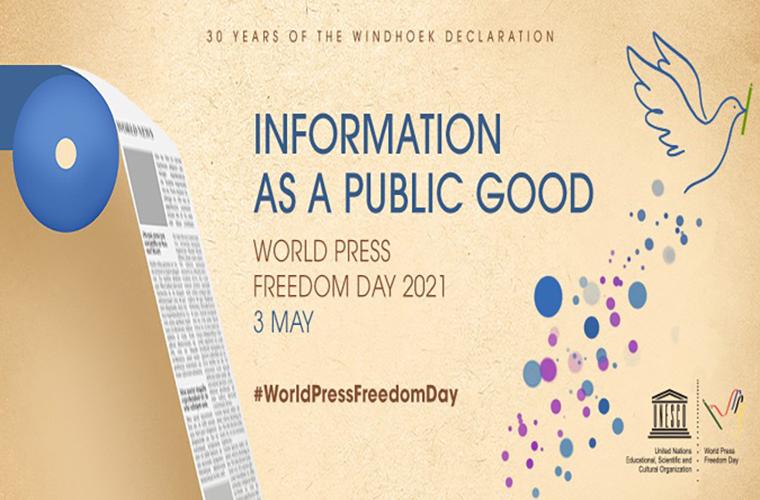 Pakistan observes World Press Freedom Day