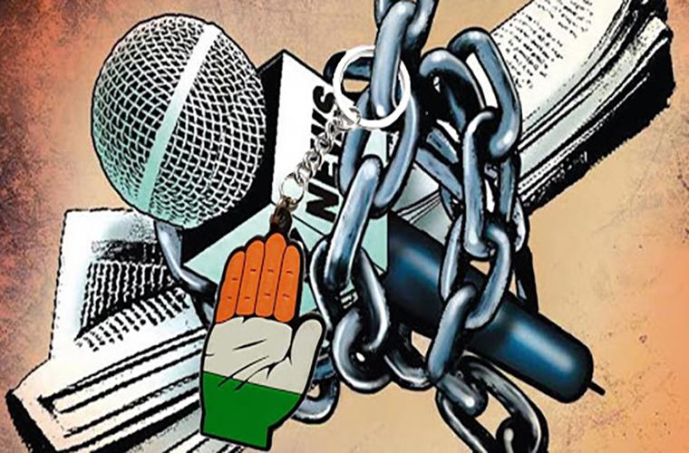 Media in India and IOJK facing immense pressure
