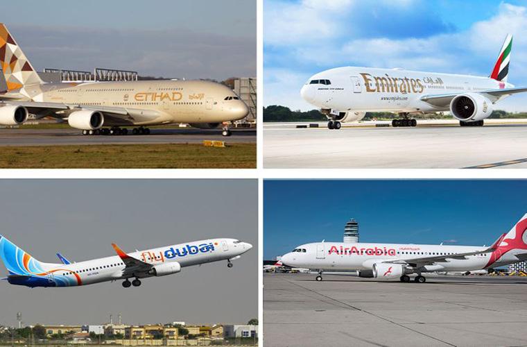 UAE airlines Etihad and flydubai cancel Tel Aviv flights