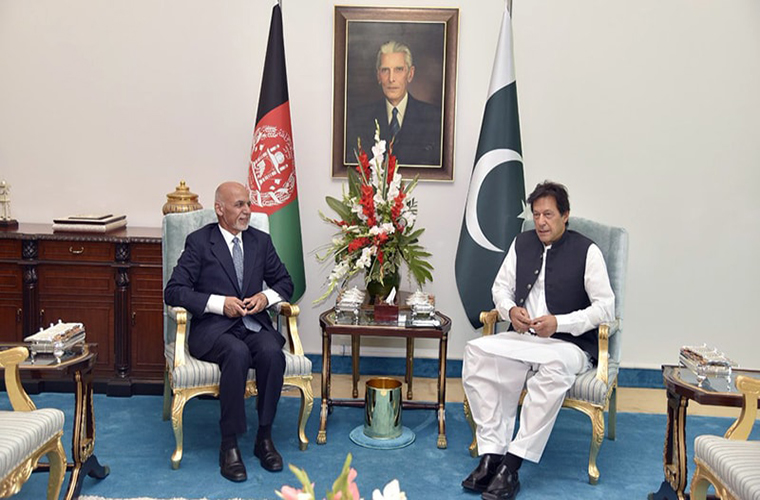 PM expresses readiness of Pakistan for partnership for peace in Afghanistan