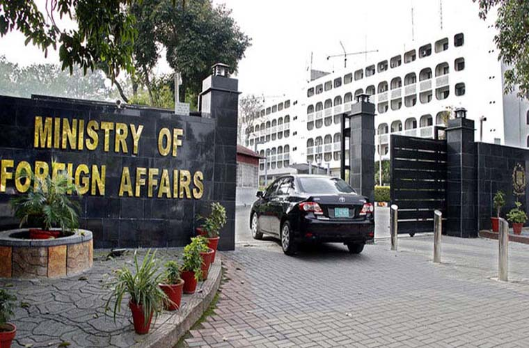 Foreign Office acknowledges contribution of overseas Pakistanis