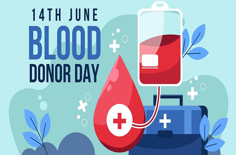 Pakistan observesWorld Blood Donor Day today