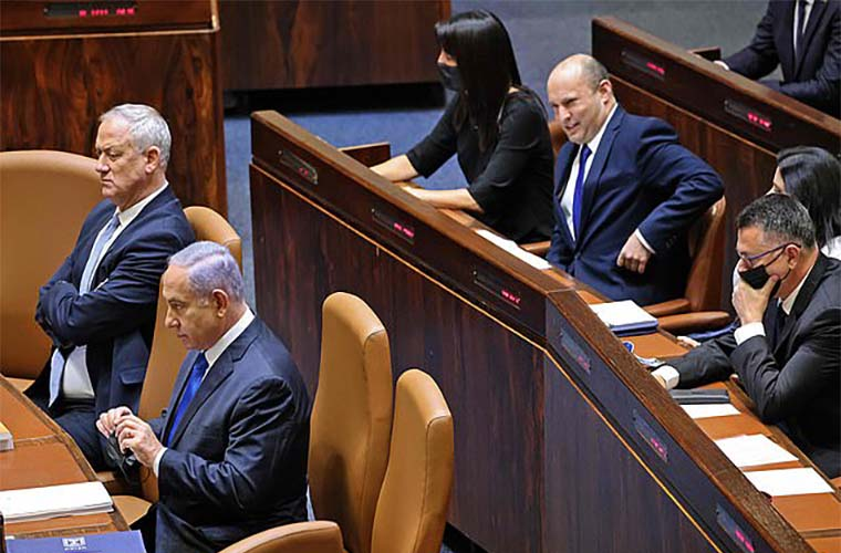 Bennet election ends 12 year rule of Benjamin Netanyahu