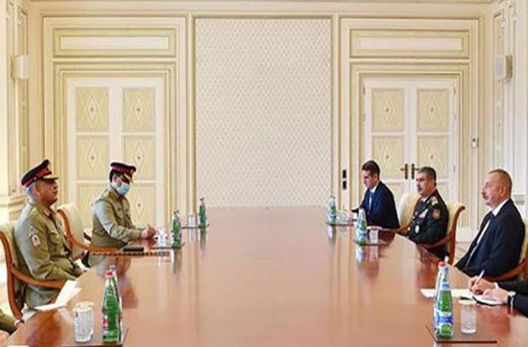 Pakistan for enhanced military cooperation and partnership with Azerbaijan