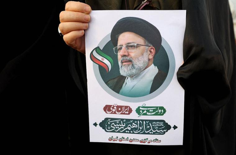 Ebrahim Raisi elected President of Iran with huge margin of votes