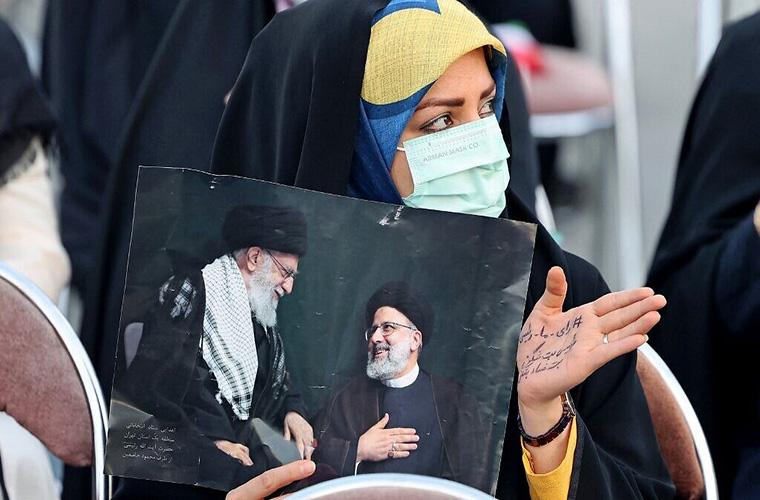 Ayatollah Khamenei names Iranian nation major winner of election 2021