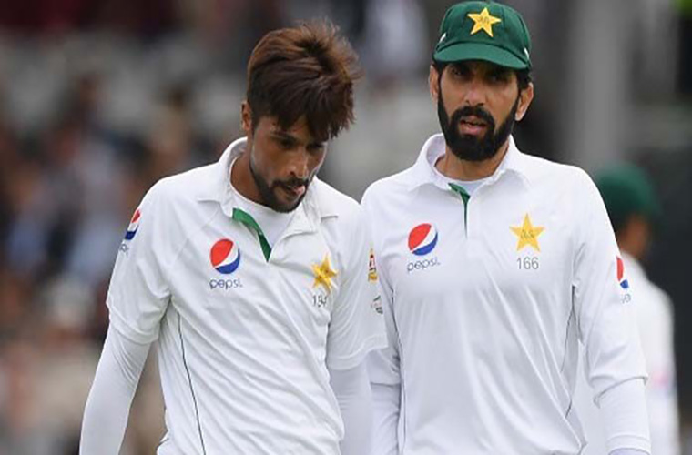 Amir dropped due to performance and injuries