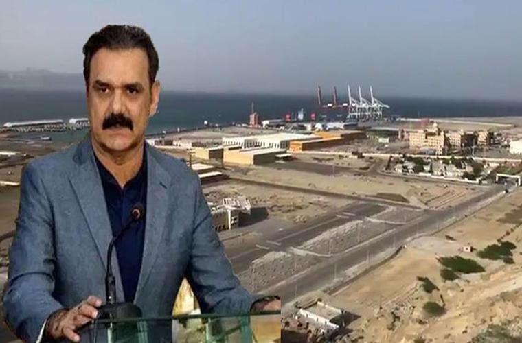 Asim Saleem Bajwa quits as CPEC Authority chief