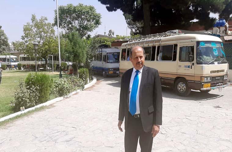 Pakistan embassy sends 57 Pakistani nationals to Torkham by road