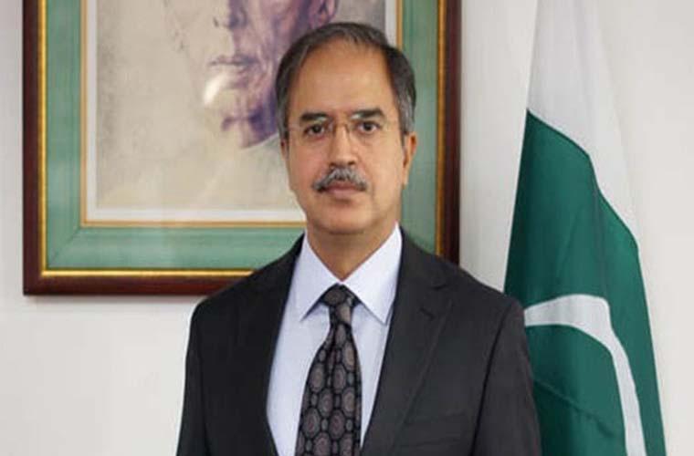 Senior diplomat Asim Iftikhar Ahmad appointed spokesperson