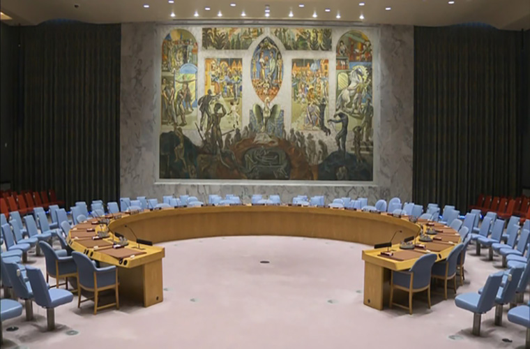 UN Security Council calls for talks to form a new govt in Afghanistan