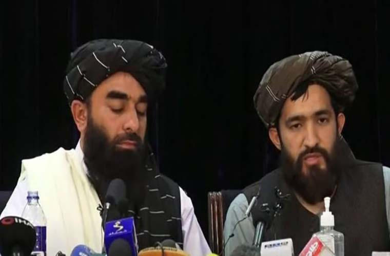Taliban wishes peaceful relations with other countries